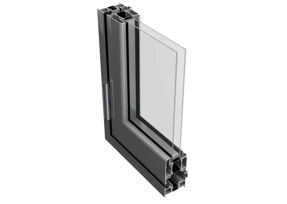 aluk aluminium bi-fold doors reading