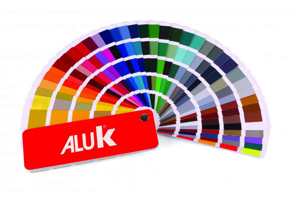 aluk colour options reading