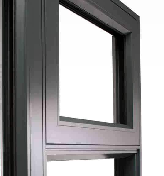 Slimline aluminium windows Reading