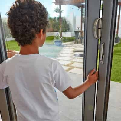 origin bifold door reading