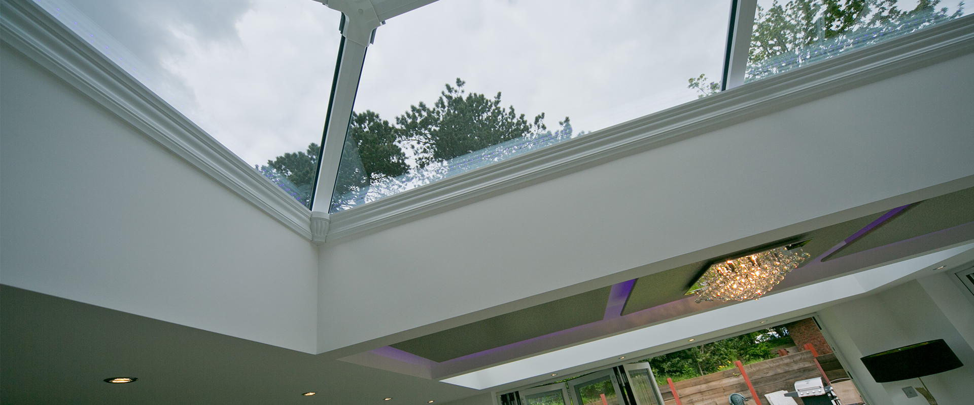 Aluminium Roof Lanterns Earley