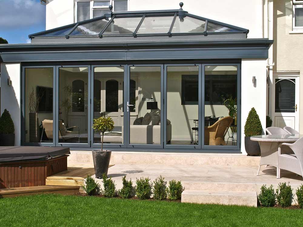 Aluminium Bi-Folding Door Prices Bracknell